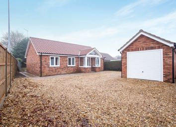 Thumbnail 4 bed detached bungalow for sale in Theatre Street, Swaffham