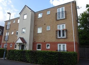 Thumbnail 2 bed flat for sale in Balmoral Way, Kings Heath, Birmingham