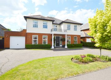 Thumbnail 5 bedroom detached house for sale in Bishopsteignton, Shoeburyness, Southend-On-Sea, Essex