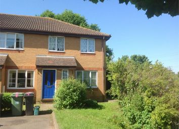 Thumbnail 3 bed semi-detached house for sale in Iris Road, West Ewell, Epsom
