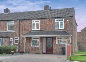Thumbnail 3 bed end terrace house for sale in Bushey Croft, Harlow