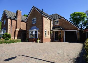 Thumbnail 4 bed detached house for sale in Rowangate, Fulwood, Preston, Lancashire