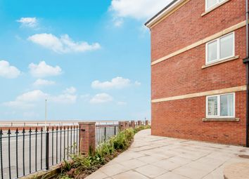 Thumbnail 2 bed flat for sale in Bay View Apartments, Bourne May Road, Knott End-On-Sea