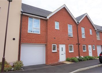 Thumbnail 3 bed terraced house for sale in Bowling Green Close, Bletchley