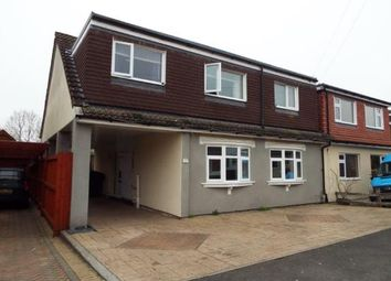 Thumbnail 5 bed semi-detached house for sale in Bibury Avenue, Patchway, Bristol, Gloucestershire