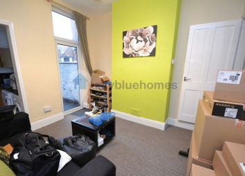 Thumbnail 3 bedroom terraced house to rent in Cecilia Road, Leicester