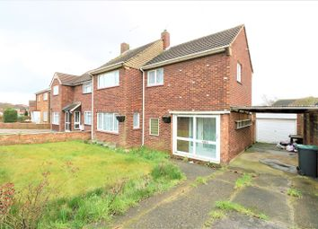 Thumbnail 3 bed detached house for sale in Tennyson Walk, Northfleet, Gravesend