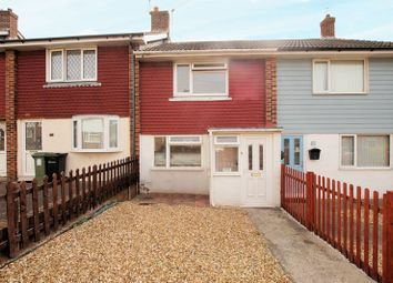 Thumbnail 2 bed terraced house for sale in Farmlea Road, Cosham, Portsmouth