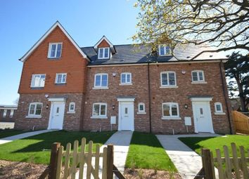Thumbnail 4 bed terraced house for sale in Avenue Road, Lymington