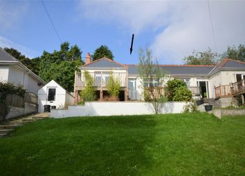Thumbnail 3 bed semi-detached bungalow for sale in Penwethers Lane, Truro, Cornwall