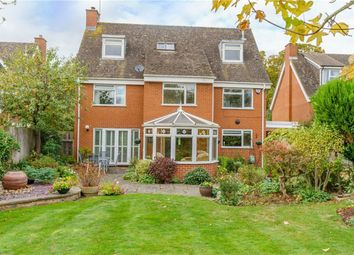 Thumbnail 6 bed detached house for sale in High Street, Conington, Cambridge