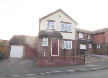 Thumbnail 3 bed detached house to rent in Fuchsia Close, Abington, Northampton