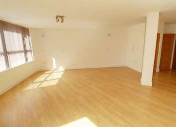 Thumbnail 1 bedroom studio to rent in Frobisher House, Westgate, Peterborough