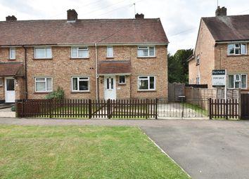 Thumbnail 3 bed semi-detached house for sale in Meadow Close, Lavenham, Sudbury