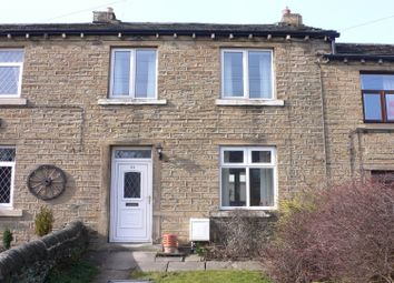 Thumbnail 2 bed terraced house to rent in Penistone Road, Kirkburton, Huddersfield