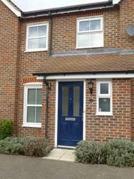Thumbnail 2 bed terraced house to rent in Hilda Dukes Way, East Grinstead West Sussex