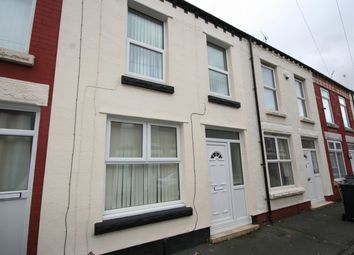 Thumbnail 2 bed terraced house for sale in Naples Road, Wallasey