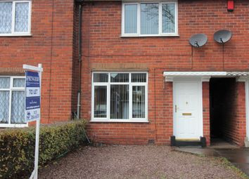 Thumbnail 2 bed terraced house to rent in Hassopp Road, Great Barr, Birmingham
