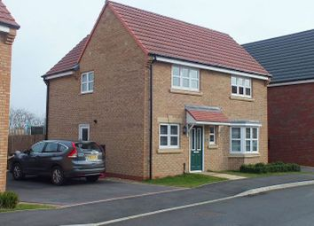 Thumbnail 4 bedroom detached house for sale in Maximus Road, North Hykeham
