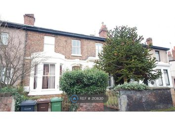 Thumbnail 4 bedroom terraced house to rent in Fairholme Road, Liverpool