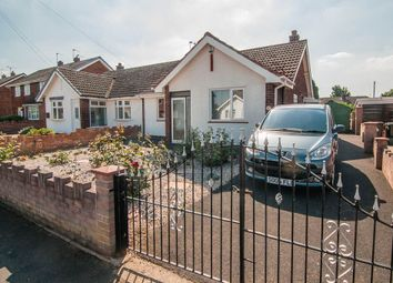 Thumbnail 2 bed bungalow for sale in Harrow Road, Armthorpe, Doncaster