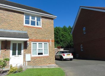 Thumbnail 2 bed semi-detached house to rent in Peter Candler Way, Little Burtonm, Ashford