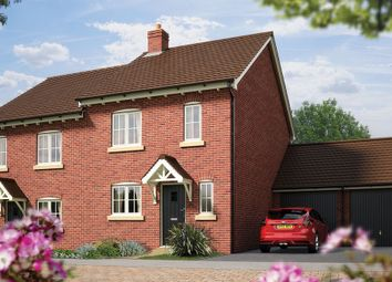 "Thumbnail 3 bedroom property for sale in ""The Southwold"" at Chester Road, Malpas"