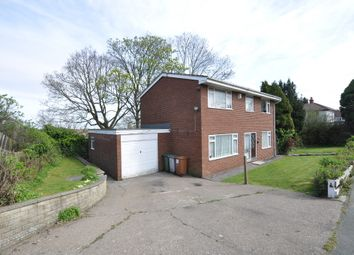 Thumbnail 4 bed detached house for sale in Kylemore Drive, Heswall, Wirral