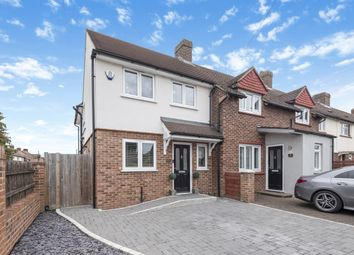 Thumbnail 2 bed semi-detached house for sale in Southdown Road, Hersham