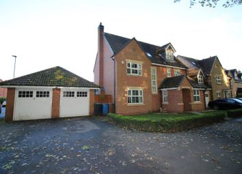 Thumbnail 5 bedroom detached house for sale in Hamlet Court, Chellaston, Derby