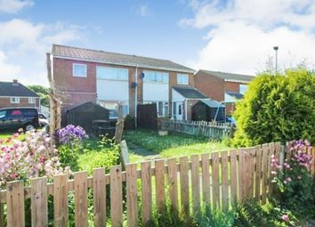 Thumbnail 3 bed semi-detached house for sale in Austen Place, Stanley, Durham