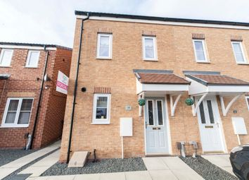 3 bed end terrace house for sale in Vickers Lane, Hartlepool TS25