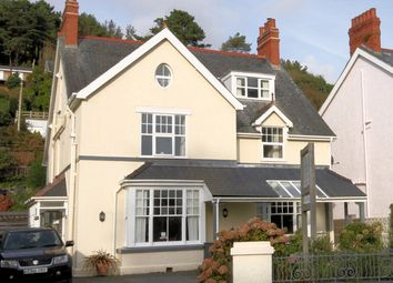 Thumbnail 9 bed detached house for sale in Aberdovey, Aberdovey Gwynedd