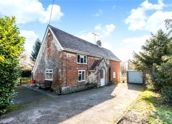 Thumbnail 3 bed detached house for sale in Butter Furlong Road, West Grimstead, Salisbury, Wiltshire
