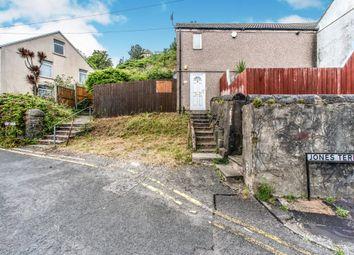 Thumbnail 2 bedroom end terrace house for sale in Jones Terrace, Mount Pleasant, Swansea