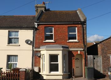 Thumbnail 2 bed end terrace house to rent in Ashford Road, Eastbourne