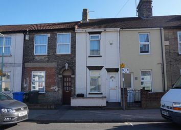 Thumbnail 2 bedroom property to rent in Stanley Street, Lowestoft