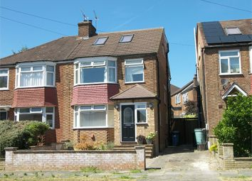 Thumbnail 5 bed semi-detached house for sale in Western Way, Barnet