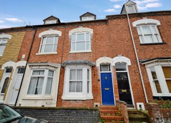 Thumbnail 3 bed terraced house for sale in Park Avenue, Aylestone, Leicester