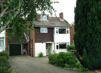 Thumbnail 4 bed link-detached house for sale in Penshurst Road, Potters Bar