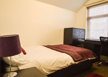 Thumbnail 4 bed shared accommodation to rent in King Alfred Street, Derby