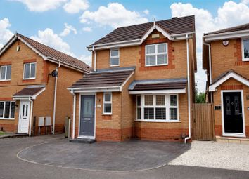 3 bed detached house for sale in Dewchurch Drive, Sunnyhill, Derby DE23