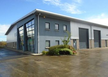 Thumbnail Warehouse to let in Unit 6, Plasketts Close, Kilbegs Road, Antrim, County Antrim