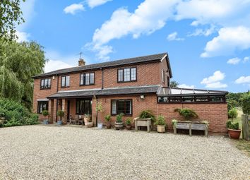 Thumbnail 6 bed detached house for sale in Luttongate, Gedney Hill, Spalding