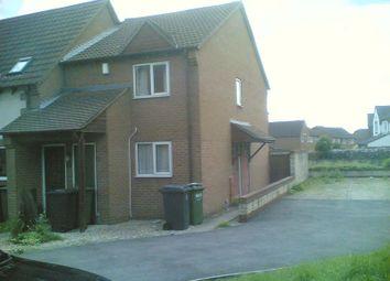 Thumbnail 1 bedroom flat to rent in Teal Close, Bradley Stoke, Bristol