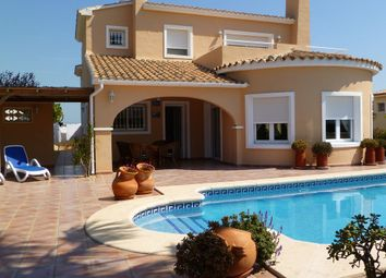 Thumbnail 4 bed villa for sale in Gata Residencial, Gata De Gorgos, Alicante, Valencia, Spain