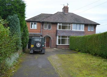 Thumbnail 3 bed semi-detached house to rent in Buxton Road, Upper Hulme, Leek