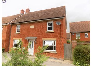 Thumbnail 4 bed detached house for sale in Daisy Walk, Sittingbourne
