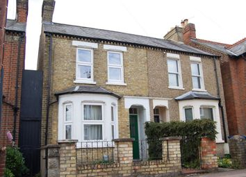 Thumbnail 4 bed terraced house for sale in Essex Street, Oxford