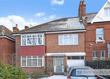 Thumbnail 3 bed flat for sale in The Avenue, London